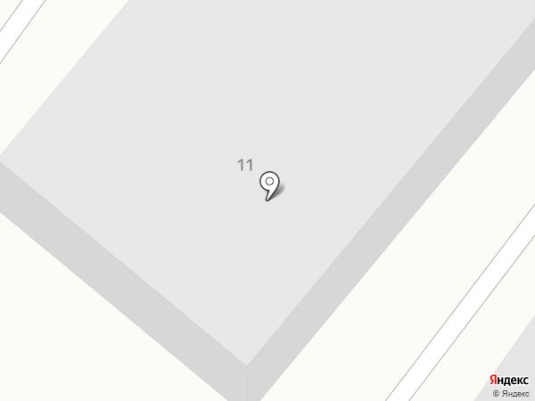 Компания на карте Железноводска