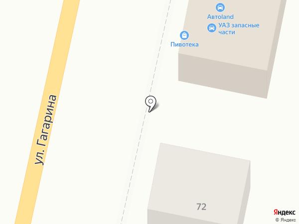 Техносвет на карте Железноводска