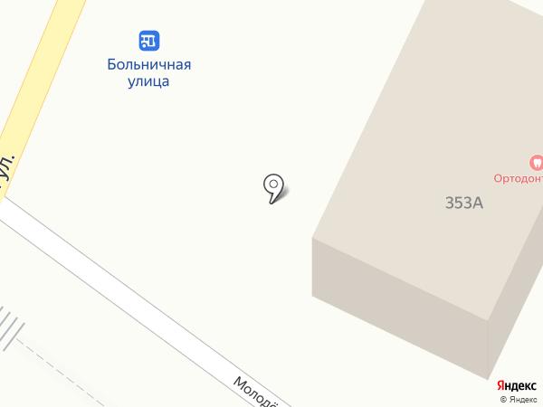 Пит-Стоп на карте Пятигорска