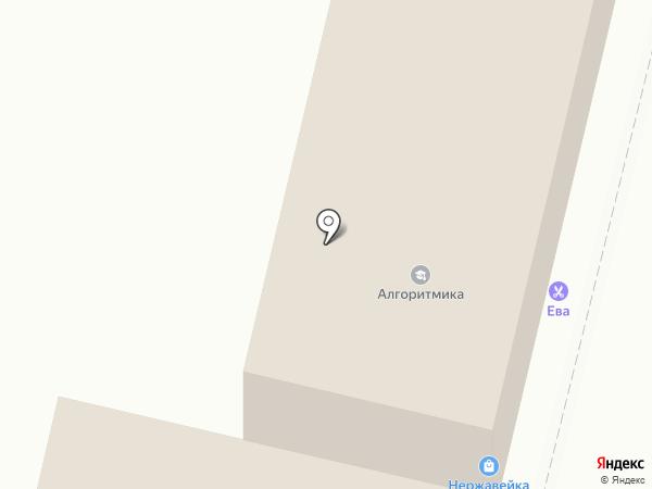 Металл Маркет на карте Железноводска