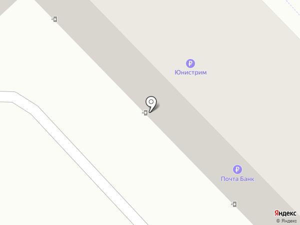 Амбулаторный пункт на карте Пятигорска