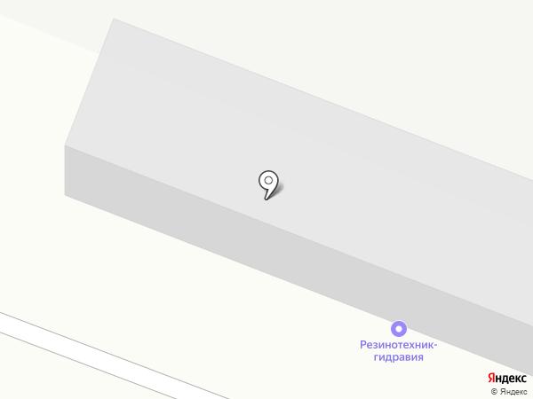 Гидравия+РВД на карте Железноводска