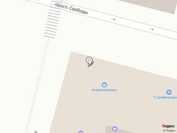 Альянс КМВ на карте Железноводска
