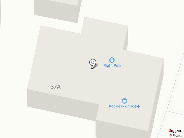 Тех-КРЕП на карте Железноводска