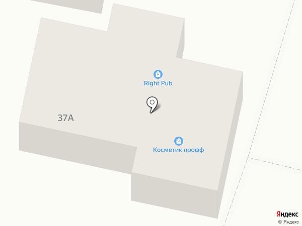 Старт на карте Железноводска