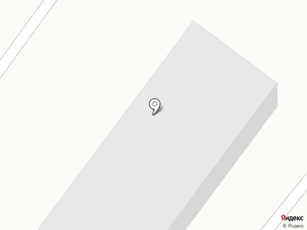 Широкая балка на карте Железноводска