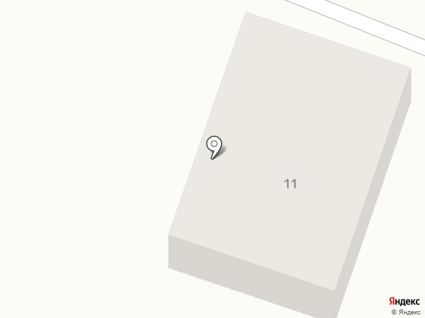 Детский сад №29 на карте Горячеводского