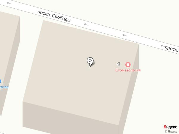 Магазин медтехники на карте Железноводска