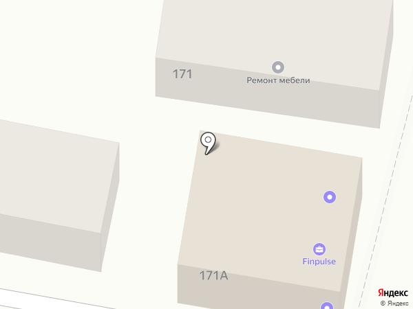 Tech-KMV на карте Железноводска