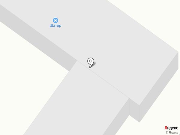 Asar на карте Железноводска