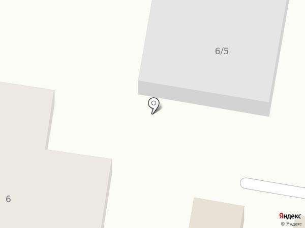Управляющая компания Перспектива на карте Анджиевского