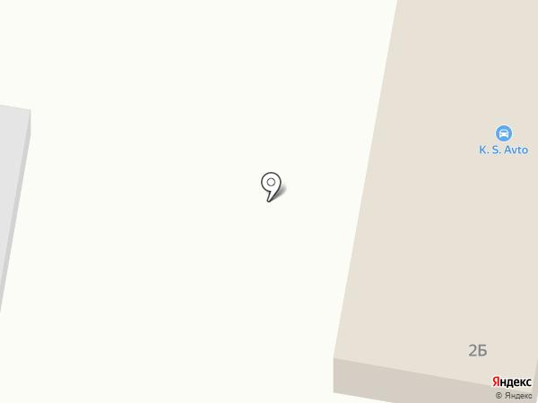 Расчетно-информационный центр, г. Минеральные Воды на карте Анджиевского