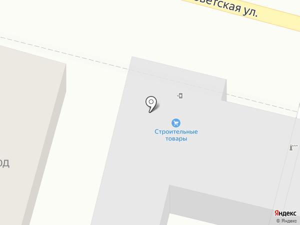 Автомастерская на карте Железноводска