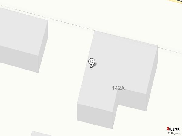 СТО на карте Железноводска