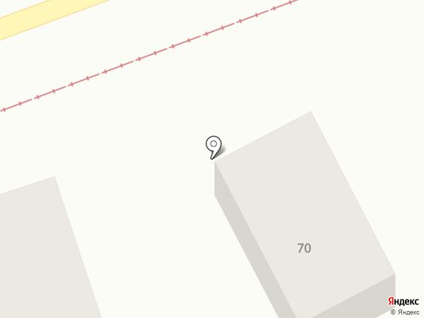 Клинико-диагностическая лаборатория на карте Горячеводского