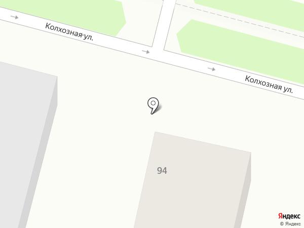 Автохимчистка на карте Железноводска