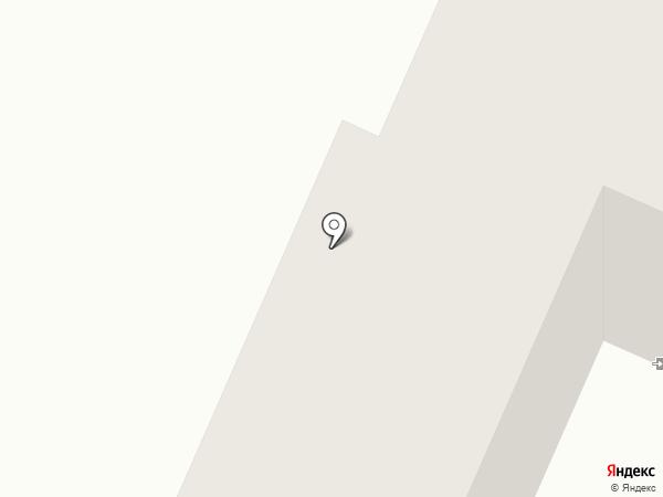 Страж КМВ на карте Анджиевского