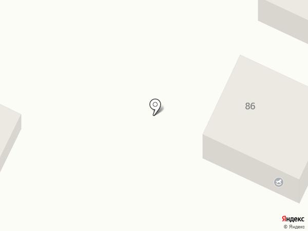 Детский сад №48, Вишенка на карте Горячеводского