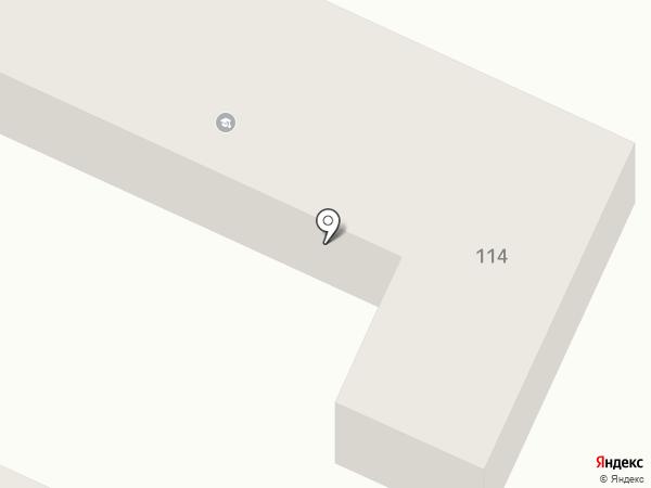 Горячеводское агентство недвижимости и юридических услуг на карте Горячеводского