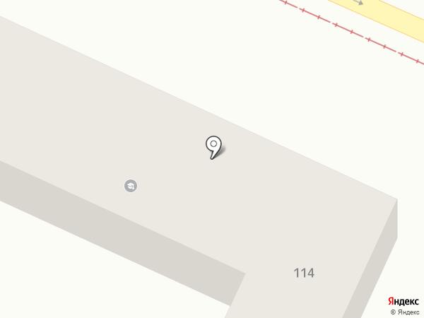 Детская музыкальная школа №2 на карте Горячеводского