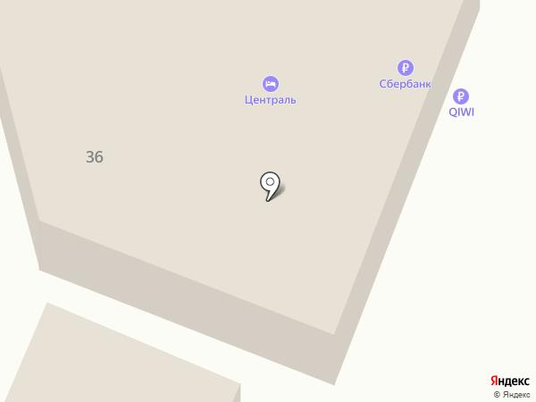 Опт-Торг на карте Горячеводского