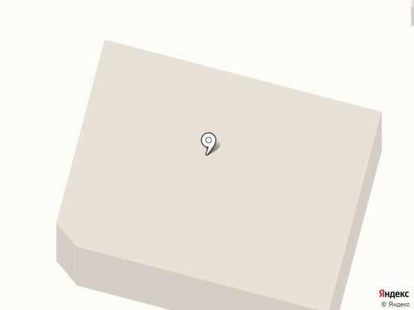 Цветочный склад на карте Горячеводского