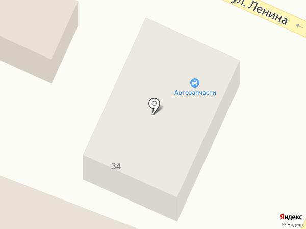 Магазин хозтоваров на карте Горячеводского