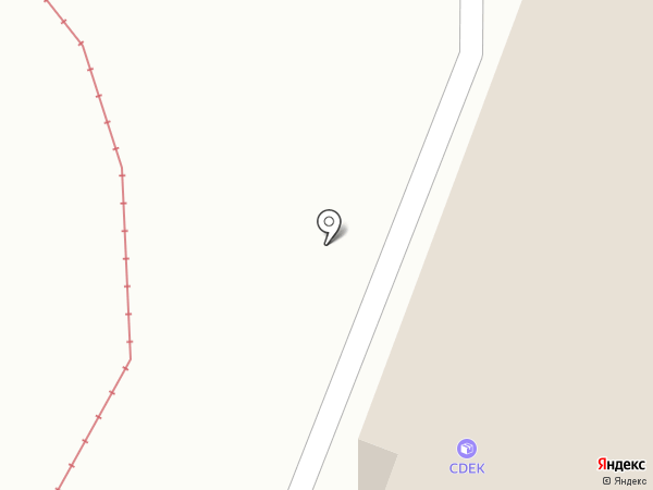 Хозяйственный магазин на карте Горячеводского