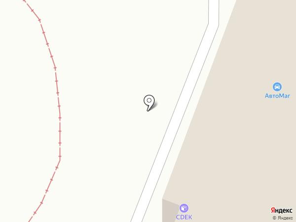 AVANGARD на карте Горячеводского