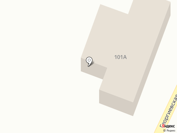 Магнат на карте Горячеводского