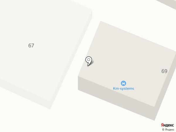 Эталон на карте Горячеводского