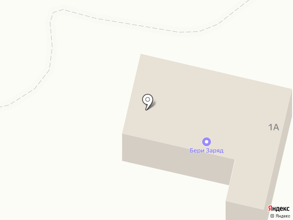 Парк Родник на карте Пятигорска