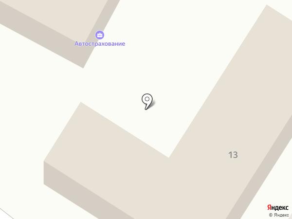 Ника-26 на карте Горячеводского