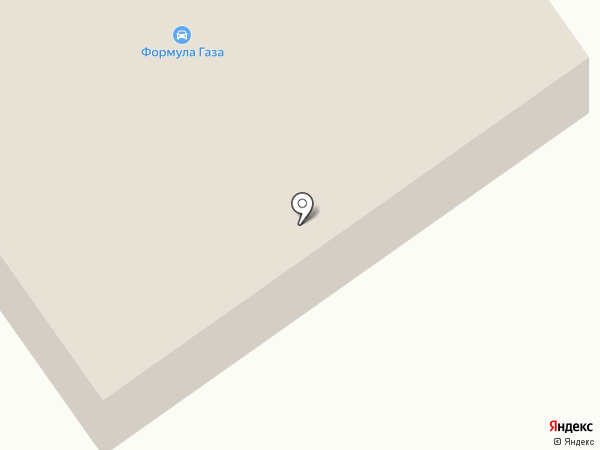 ГазАвтоЭконом на карте Пятигорска