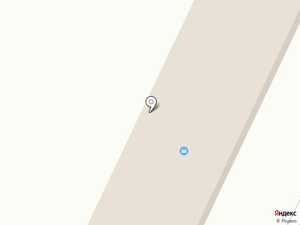 Автогаз КМВ на карте Минеральных Вод