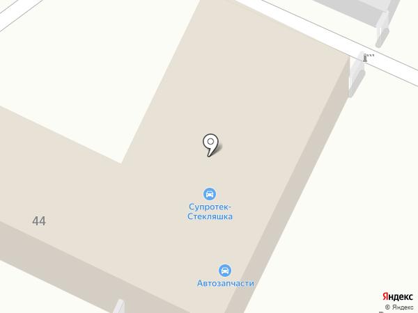 Магазин автозапчастей на карте Минеральных Вод