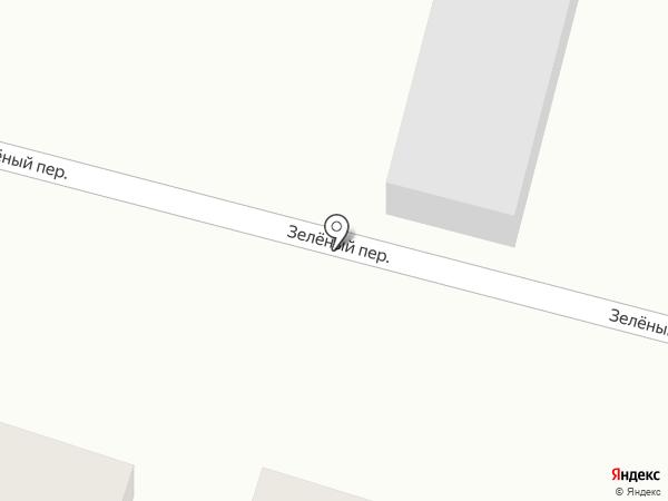 Kazcleaning на карте Первомайского