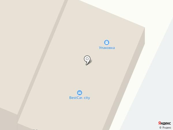 777 на карте Минеральных Вод