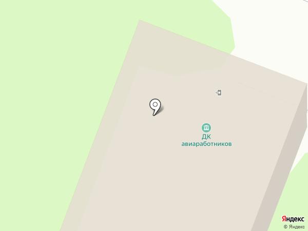Молодежный центр Минераловодского муниципального района на карте Минеральных Вод