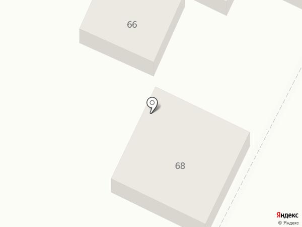 Шиномонтажная мастерская на карте Минеральных Вод