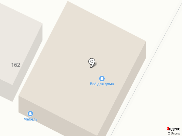 Мебельный магазин на карте Минеральных Вод