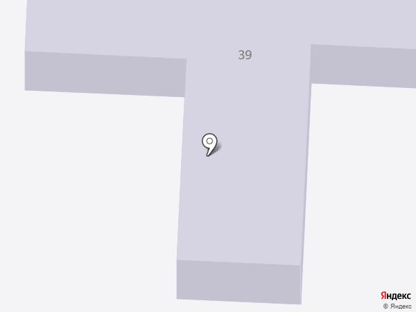 Детский сад №19 на карте Загорского