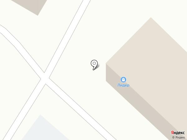 Мебельный магазин на карте Пятигорска