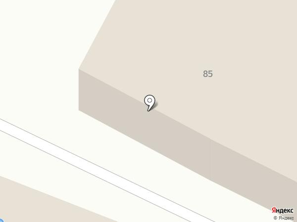 Канц-Престиж на карте Горячеводского