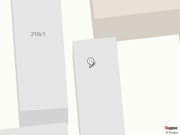 Магазин мебели на карте Горячеводского