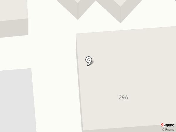 Тепло-центр на карте Пятигорска