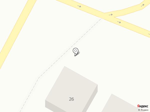 SCOOTER-KMV на карте Минеральных Вод