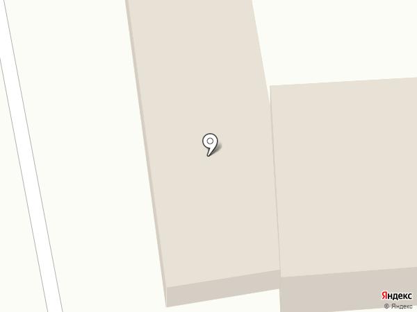 МАГНАТ-М на карте Горячеводского