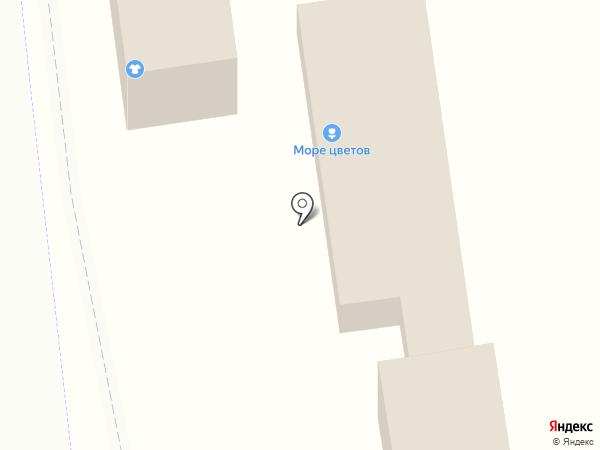Джинсы.ру на карте Горячеводского
