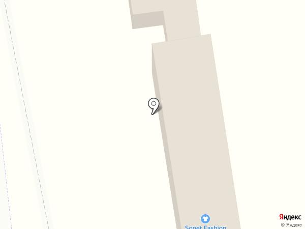 Выбор на карте Горячеводского